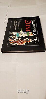 Kachinas of the Zuni by Barton Wright 1985 Hardcover First Edition BRAND NEW