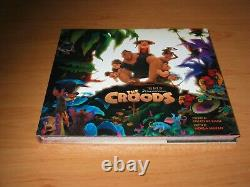 LAST ONE! The Art of the Croods (Hardcover, 2013) Brand New & Sealed
