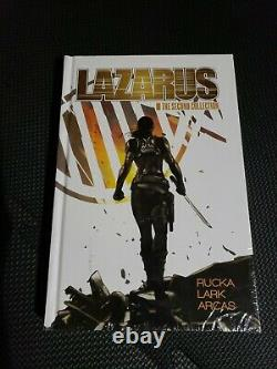 Lazarus Book 2 Hardcover (Image Rucka/Lark) The second Collection BRAND NEW