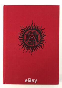 Liber Isfet, Grimoire, Ancient Egyptian Chaos/Satanism, 2018, brand new