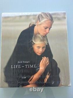 Life Time (SEALED, Hardcover) Jock Sturges Photo Art Book BRAND NEW UNOPENED