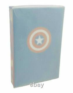 MARVEL CAPTAIN AMERICA 80TH ANN. Selected introduced by Roy Thomas BRAND NEW