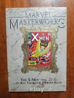 MEGA RARE Variant Marvel Masterworks 31 X-Men (450 Printed) BRAND NEW SEALED