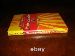 METROPOLITAN LIFE by Fran Lebowitz Hardcover DJ BRAND NEW UNREAD CONDITION