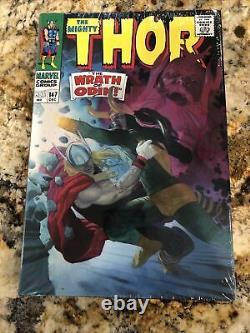 MIGHTY THOR OMNIBUS HC Volume 2 & 3 DM Variants KIRBY Cover Brand New OOP Marvel