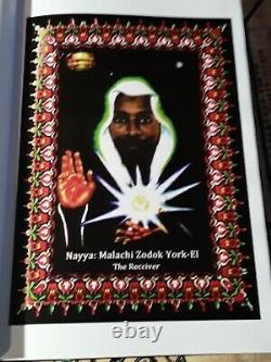 Malachi York Holy Tablets 4th Edion Brand New Hard Cover