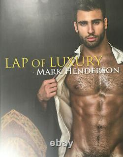 Mark Henderson LAP OF LUXURY VERY RARE oop. Brand NEW VERY ADULT CONTENT