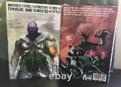 Marvel Comics- Annihilation & Annihilation Conquest Omnibus Brand New & Sealed