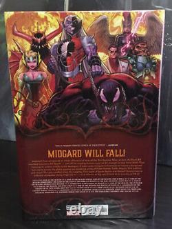 Marvel Comics- Brand New War Of The Realms Omnibus DM Variant