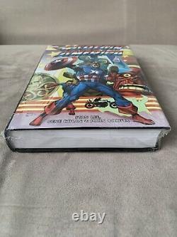 Marvel Comics Captain America Omnibus Vol 2 Brand NewithFactory Sealed
