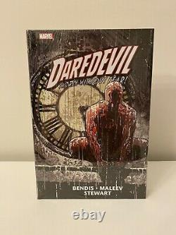 Marvel Daredevil by Bendis & Maleev Omnibus Vol 1 2 HC Set BRAND NEW SEALED