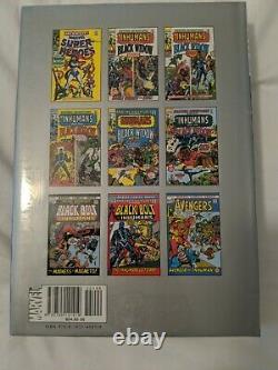 Marvel Masterworks INHUMANS VOL 1 & 2 BRAND NEW In Plastic Shrink Wrap