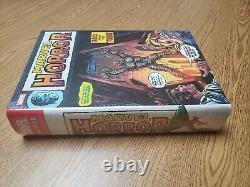 Marvel horror Omnibus volume 1 variant- brand new sealed