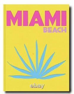 Miami Beach Horacio Silva Assouline Book Travel Design Brand New Unopened