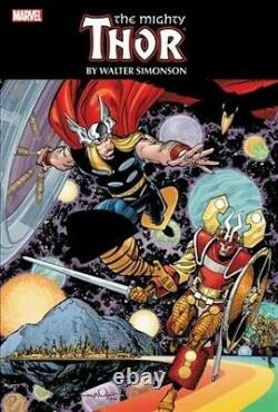 Mighty Thor Omnibus, Hardcover by Simonson, Walt, Brand New, Free P&P in the UK