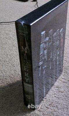 Misery By Stephen King Suntup Artist Gift Edition Brand New Still in Shrink Wrap