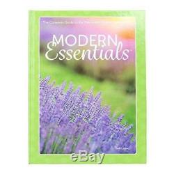 Modern Essentials Uses for doTERRA oils 10th 2018 Edition Hardcover BRAND NEW