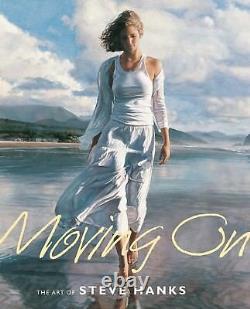 Moving On The Art of Steve Hanks, Rare Brand New Still With Original Shrink-wrap