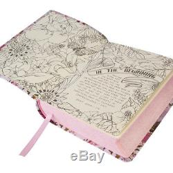 My Creative Bible Silky Floral KJV HOLY BIBLE LuxLeather Flexcover BRAND NEW