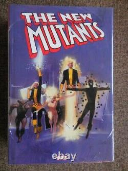 NEW MUTANTS OMNIBUS 1 BRAND NEW & SEALED Sienkiewicz Cover Hardcover