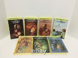 Nancy Drew Flashlight Books Brand NEW Complete Set 1-56 + 8 bonus books