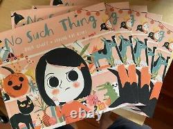 No Such Thing Ella Bailey Hardcover BRAND NEW! (2014) Children's Halloween Book