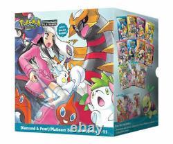 Pokemon Adventures Diamond & Pearl / Platinum Box Set BRAND NEW