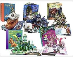 Pop Up Book Lot, Robert Sabuda Set BRAND NEW
