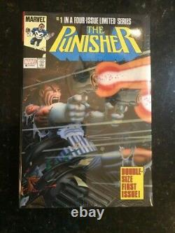 Punisher Back To The War Omnibus Marvel Brand New / Sealed