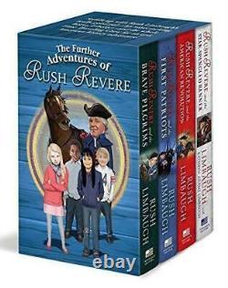 RUSH REVERE 5 HARDCOVER COMPLETE SET by Rush Limbaugh BRAND NEW SET
