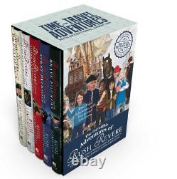 RUSH REVERE Boxed Gift Set of 5 Hardcover Books Limbaugh BRAND NEW