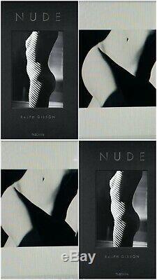 Ralph Gibson. Nude, LTD Art Edition A. Signed withPrint. TASCHEN, BRAND NEW