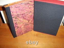 Ray Bradbury Numbered Edition Suntup Editions Fahrenheit 451 Brand New