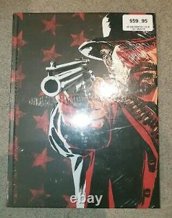 Red dead redemption 2 Guide Collector Hardcover BRAND NEW SEALED