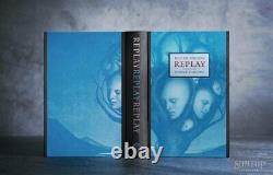 Replay by Ken Grimwood Suntup, Numbered Edition (OOP) BRAND NEW, SEALED