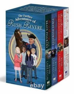 Rush Revere 5 book set by Rush Limbaugh BRAND NEW HARDBACK SET