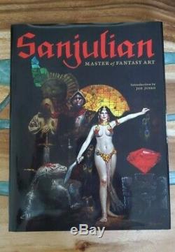 SANJULIAN Master of Fantasy Art Hardcover. BRAND NEW