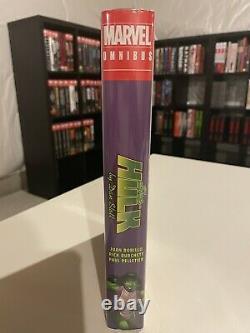 SHE-HULK by Dan Slott OMNIBUS BRAND NEW & SEALED Hardcover Marvel out of print
