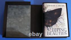 STEPHEN KING SIGNED SLEEPING BEAUTIES Limited & Numbered Ed, Brand New