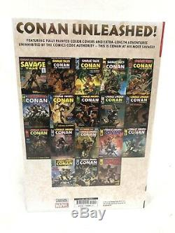 Savage Sword of Conan Omnibus Vol 1 Marvel HC Hard Cover Brand New Sealed $125