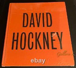 Sealed David Hockney 2017 Tate Met Museum Stephens Hardcover Brand New Oop