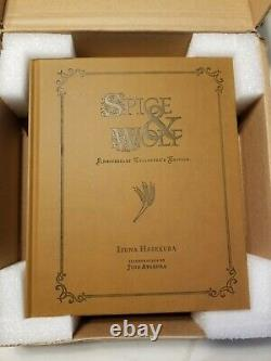 Spice and Wolf Anniversary Collector's Edition Brand New
