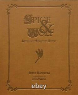 Spice and Wolf Anniversary Collector's Edition Brand New! Confirmed Order