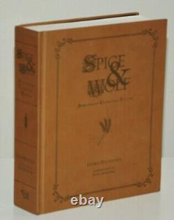 Spice and Wolf Anniversary Collector's Edition (Brand New Non Numbered)