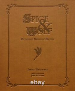 Spice and Wolf Anniversary Collector's Edition (Brand New Non Numbered)IN HAND