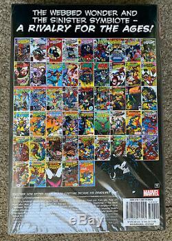 Spider-Man vs Venom Omnibus Marvel Hardcover Brand New Still Sealed OOP