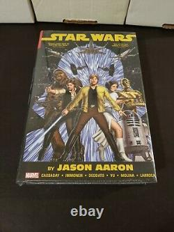 Star Wars Omnibus by Jason Aaron Collects #1-37 Brand New Sealed