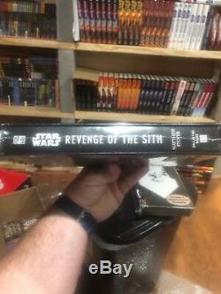 (Star Wars) Revenge of The Sith EP 3 Special ED with Signature BRAND NEW HB