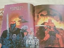 Star Wars The Crimson Empire Saga BRAND NEW Hardcover Dark Horse Omnibus Rare
