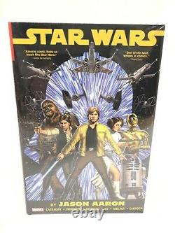 Star Wars by Jason Aaron Omnibus Collects #1-37 Brand New Factory Sealed